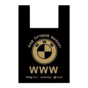 Пакет-майка 40х63 (40мкм), WWW (упак/50шт)
