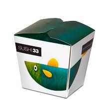 печать на упаковочной коробке